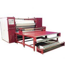 实惠的油加热滚筒热转印机,有利机械倾力推荐 南通油加热滚筒热转印机