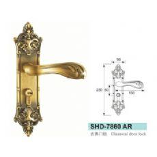 铜锁产品哪家好?福乐门锁业专注锁具行业20年