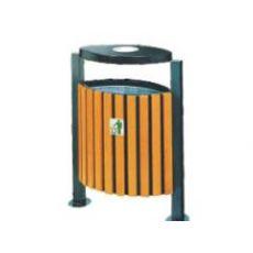 开封超优惠的钢木垃圾桶推荐,优质的钢木垃圾桶