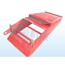 供应收割机配件——实惠的收割机筛箱,金帝机械倾力推荐