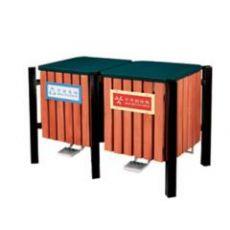 哪种钢木垃圾桶才算是热门钢木垃圾桶_口碑好的钢木垃圾桶