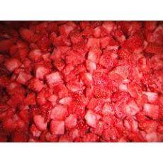 速冻草莓片|潍坊销量好的速冻草莓批发供应