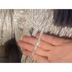 畅销银色塑料绳子生产厂家推荐:秸秆用绳厂家批发