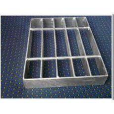 江苏优质的方钢镶嵌钢格板服务商——泰州方钢镶嵌钢格板