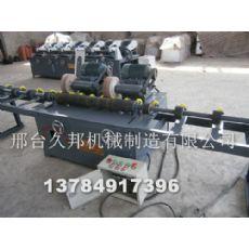 耐用铁管除锈抛光机_邢台哪里有供应高质量的两工位铁管除锈抛光机