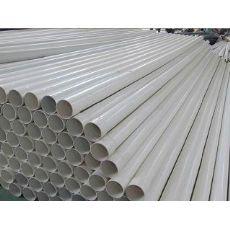 [青州雷泰塑胶厂]优质管材批发_山东PVC穿线管