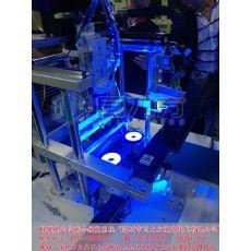 触摸屏包边机视觉系统,触摸屏定位贴合系统案例