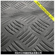 宽条纹橡胶垫厂家哪家好 平条纹橡胶垫价格