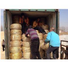 园林用绳厂家批发,优惠的银色塑料绳子,洪兴制绳厂提供