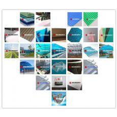 遵義市特殊規格陽光板廠家訂做銷售 鳳岡縣房頂隔熱pc樹脂瓦pc陽光板批發零售
