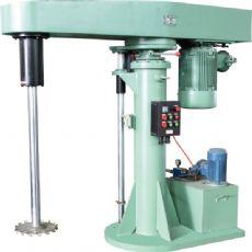 佛山朋昌化工机械提供好的小型液压升降高速分散机,价格合理的小型液压升降高速分散机