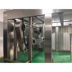 凯萨朗新建不锈钢隧道式全自动洗车机展示区,欢迎各位客户莅临考