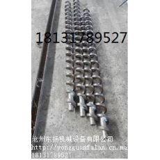 沧州螺旋杆优质供应商——湖南螺旋杆
