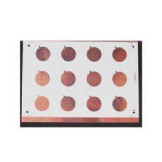 定制led面光源用陶瓷基板 uvLED陶瓷電路板/線路板快速打樣