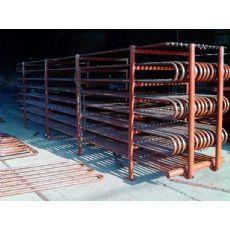 锅炉省煤器蛇形管排