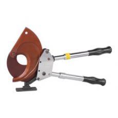 J95电缆剪刀 手动齿轮剪 棘轮电缆剪