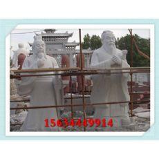 大理石石雕人像圖 花崗巖人物群雕訂做