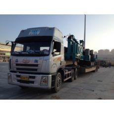 力申力提供好的工程机械运输服务,享誉全国  ——新疆到厦门工程机械运输