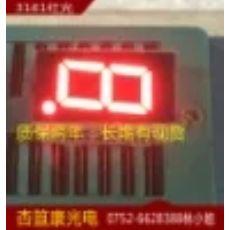 0.36寸数码管、3161蓝光数码管、0.36英寸一位数码管、3161AS红发红、3161BS、