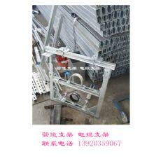 上海太阳能光伏支架管廊抗震支架C型钢厂家