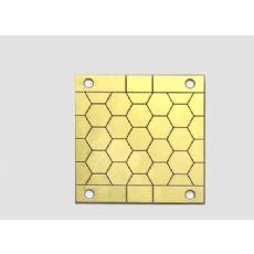 陶瓷覆銅板/氧化鋁陶瓷PCB/斯利通陶瓷電路板/任意定制