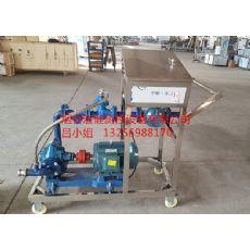 槽車卸車定量分裝大桶設備