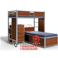 上下铺铁床低价批发:怎么买质量好的铁架床呢