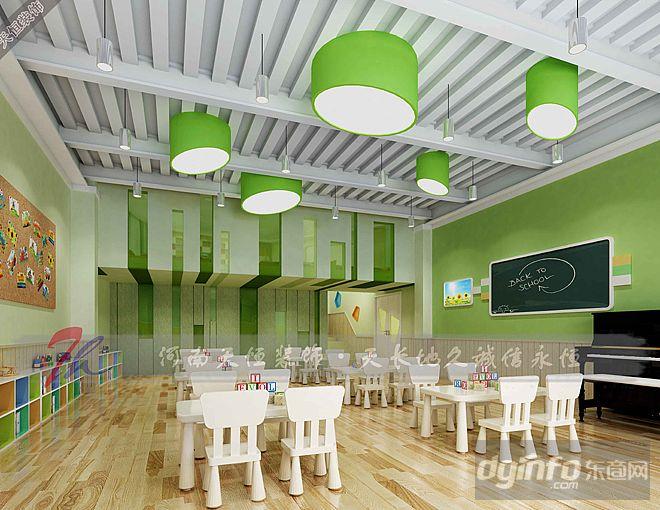 文章摘要:商丘金拇指幼儿园位于河南省商丘市南京东路建业桂园小区,占地面积大约1200㎡,由河南天恒装饰工程有限公司设计师王佳伟主案设计。设计之初,设计师首先去实地 考察了解业主对幼儿园的设计需求、以及幼儿园的整体建筑、并结合金拇指幼儿园的建筑风格打造一个最为适合幼儿园风格的设计方案。 商丘幼儿园设计案例-商丘市建业桂园幼儿园设计效果图  商丘幼儿园设计案例-商丘市建业桂园幼儿园设计效果图 今天,河南幼教装修设计公司-天恒装饰要与大家分享的是位于商丘市南京东路建业桂园小区的金拇指幼儿园设计案例