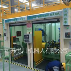 机器人工作站_悦川机器人供应热销机器人工作站