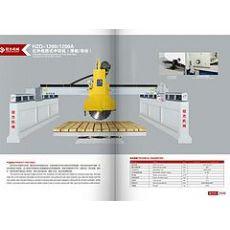 规模大的桥式切石机公司:石材机械市场行情