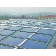 兰州可靠的太阳能热水工程公司是哪家 银川太阳能热水工程安装