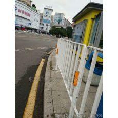 防撞警示柱厂家批发绿道通品牌烤漆道路护栏价格