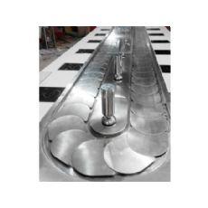 郑州永达机械提供质量良好的自动旋转小火锅设备|驻马店自动旋转小火锅设备