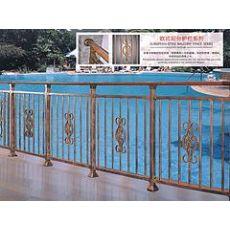 具有口碑的阳台护栏市场价格情况——创新型的铝合金