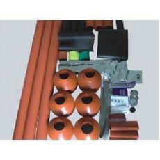 乐变新材料厂家直销电缆中间接头怎么样_35KV系列热缩电缆中间接头代理商