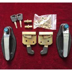 山东电动车锁,在哪能买到耐用的2开电镀电动车锁