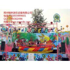 郑州迪斯科转盘哪家的好 景区新型游乐设备供应