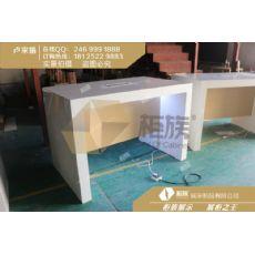 唐山华为体验店3.0洽谈桌定做_HUAWEI3.0展示台原版图片