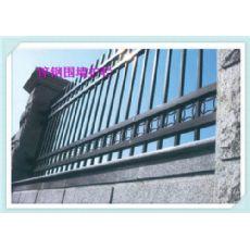 圍墻護欄 鋅鋼圍墻欄桿生產廠家 圍墻護欄安裝價格
