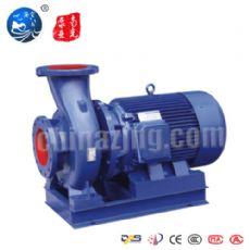 真空泵厂家 供应清水泵 单级管道离心泵 ISW型卧式离心泵