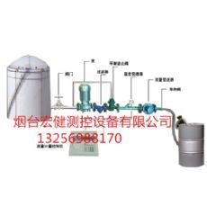 化工液體灌裝大桶設備