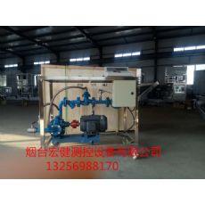麥芽糖漿自動灌裝200公斤大桶設備|麥芽糖漿定量灌裝大桶設備