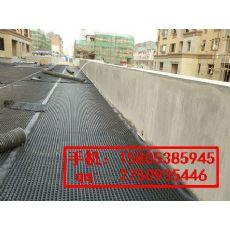 陽江車庫排水板%抗穿刺綠化導水板