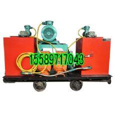 BH-160/12.5煤礦用防滅火液壓泵站