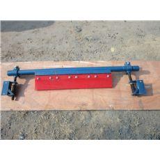 加彈簧聚氨酯刮料器聚氨酯清掃器配件