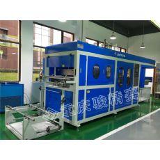 冷却塔填料吸塑成型机
