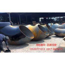大口径碳钢对焊弯头