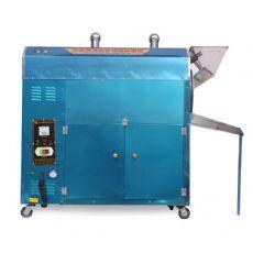 柳州不锈钢炒货机,板栗瓜子自动炒货机设备