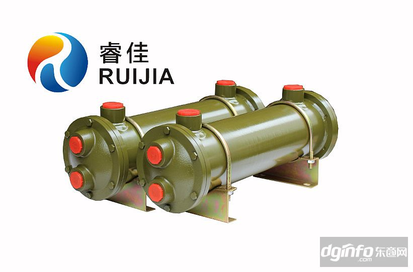液压系统油水冷却器bs-526