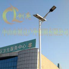 中山区域专业太阳能路灯厂家:太阳能路灯制造商;